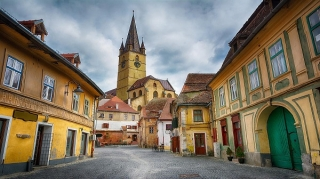 زیباترین شهر های رومانی