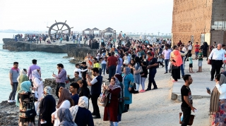 کیش دروازه ورود گردشگر به ایران