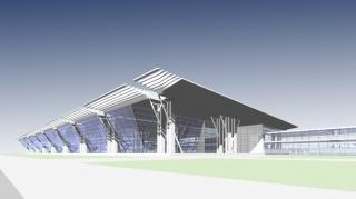 اتمام پروژه ترمینال جدید فرودگاه کیش تا بهمن