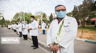 راهاندازی پویش قدردانی از مدافعان سلامت در کیش