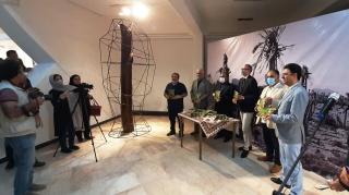 آغاز برنامه های هفته دفاع مقدس با نمایشگاه عکس در کیش