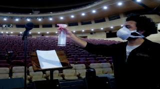 بحران کرونا و تشدید نظارت بر کنسرت های کیش