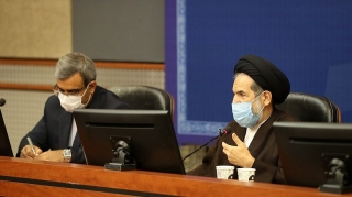 کیش میتواند چشماندازی از آینده جمهوری اسلامی ارائه کند